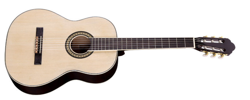 Chateau classical guitar beginner
